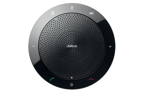 Jabra SPEAK 510+ høyttalertelefon Universell USB/Bluetooth Svart