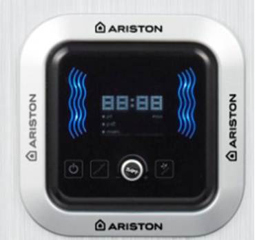 Ariston Velis Plus 80 Vertikal Bereder (vanntank) Solo-system Hvit