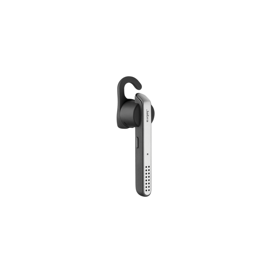 Jabra Stealth UC Hodesett In-ear Micro-USB Bluetooth Svart, Grå, Sølv