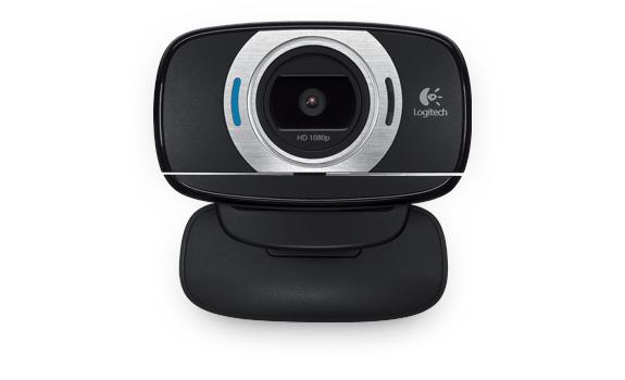 Logitech C615 webkamera 8 MP 1920 x 1080 piksler USB 2.0 Svart