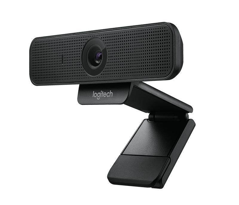 Logitech C925e webkamera 1920 x 1080 piksler USB 2.0 Svart