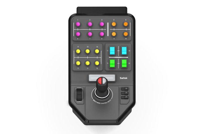 Logitech 945-000014 spillkontroller Svart USB Analog/digital PC