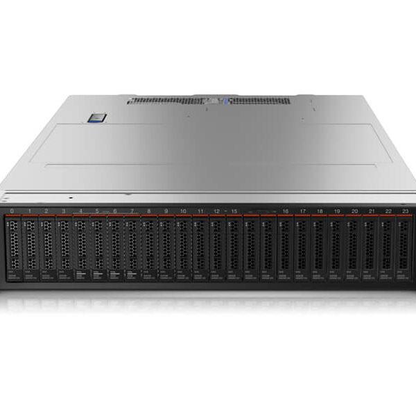 Lenovo ThinkSystem SR650 server 2,2 GHz 16 GB Rack (2U) Intel® Xeon® Silver 750 W DDR4-SDRAM
