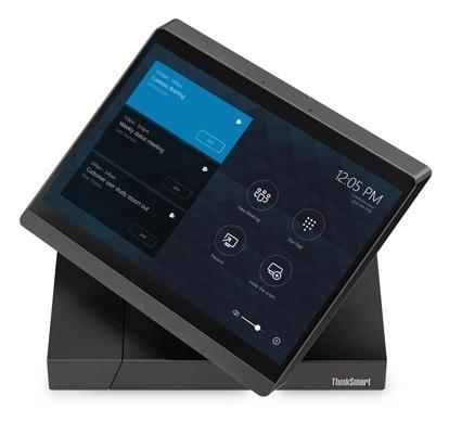 """Lenovo ThinkSmart HUB 500 29,5 cm (11.6"""") 1920 x 1080 piksler Berøringsskjerm 7th gen Intel® Core™ i5 8 GB DDR4-SDRAM 128 GB SSD Alt-i-ett PC Windows 10 IoT Enterprise Wi-Fi 5 (802.11ac) Svart"""