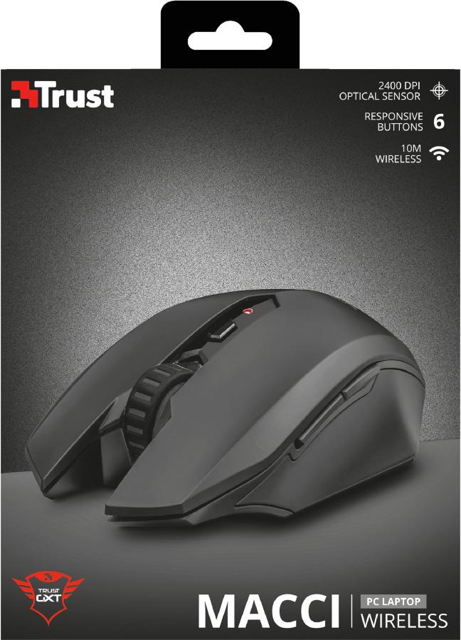 Trust GXT 115 Macci mouse