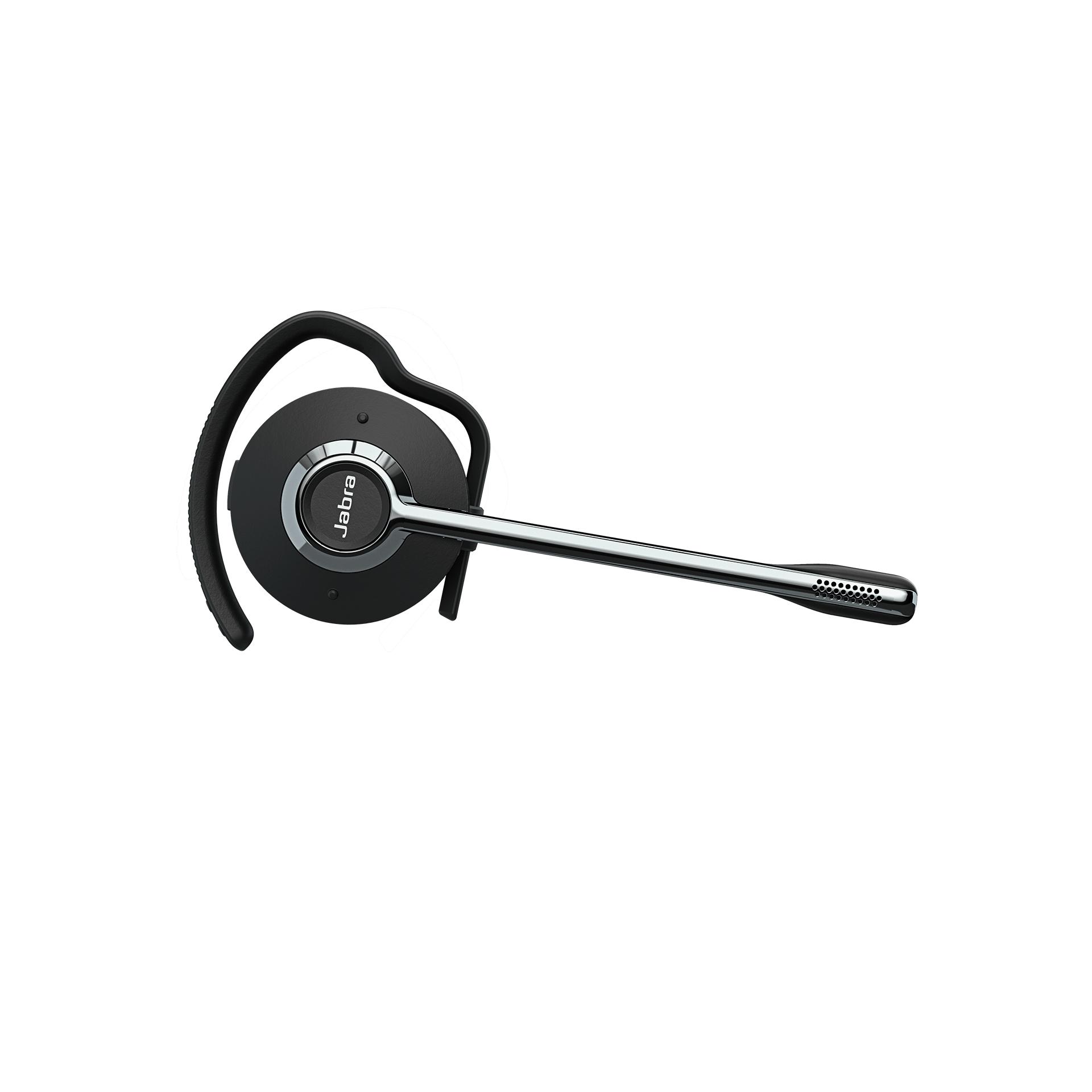 Jabra Engage 75 Convertible Hodesett Ørekrok Bluetooth Svart