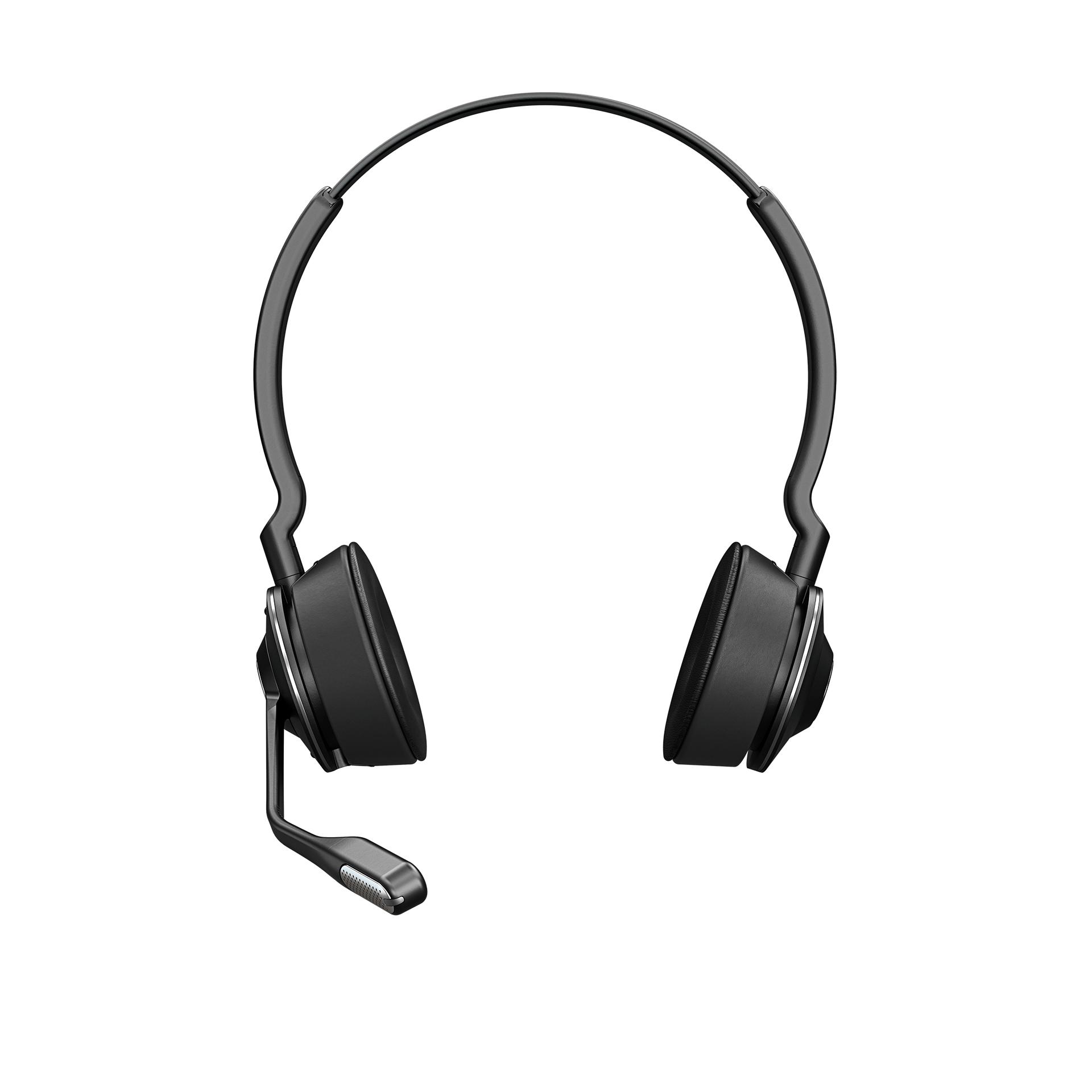 Jabra Engage 65 Stereo Hodesett Hodebånd Micro-USB Svart