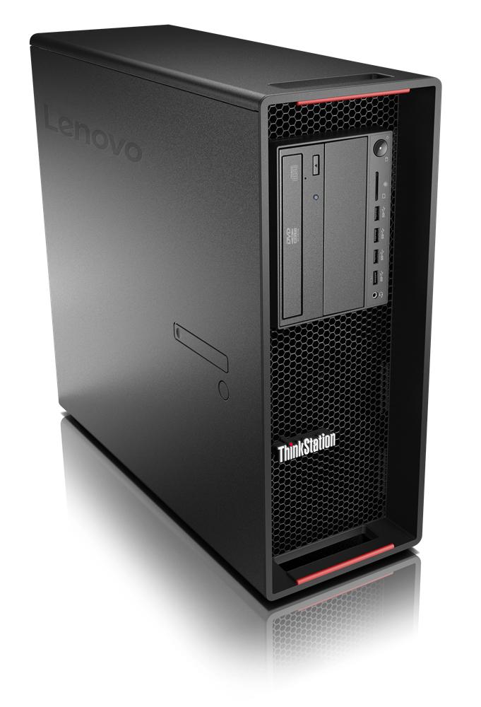 Lenovo ThinkStation P720 DDR4-SDRAM 4114 Tower Intel® Xeon® 16 GB 512 GB SSD Windows 10 Pro for Workstations Arbeidsstasjon Svart