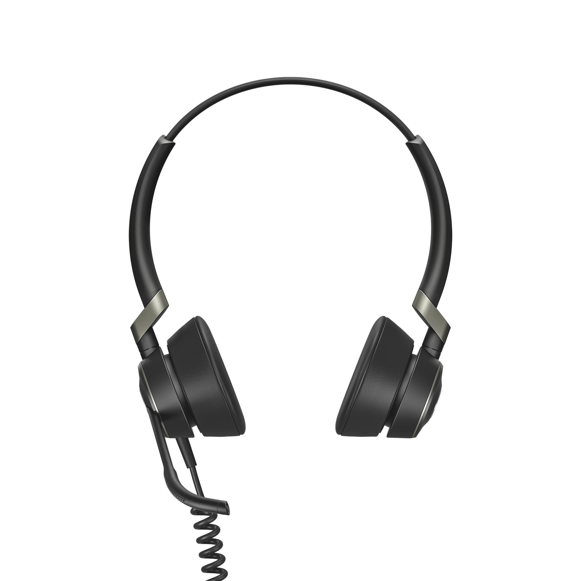 Jabra Engage 50 Stereo Hodesett Hodebånd USB Type-C Svart