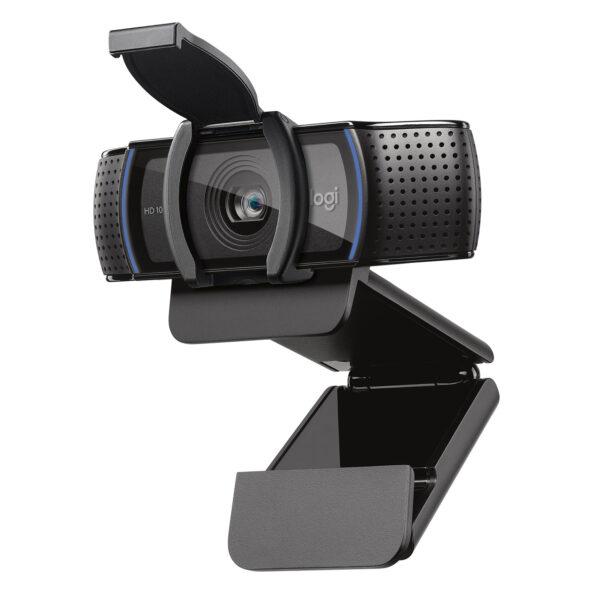 Logitech C920s webkamera 1920 x 1080 piksler Svart