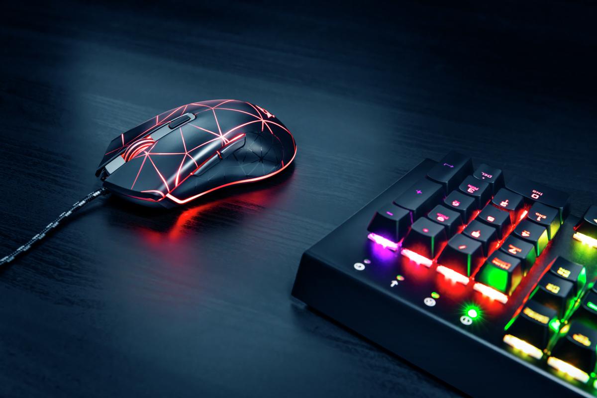 Trust GXT 133 Locx mouse