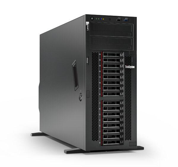 Lenovo ThinkSystem ST550 server 2,2 GHz 16 GB Rack (4U) Intel® Xeon® Silver 550 W DDR4-SDRAM