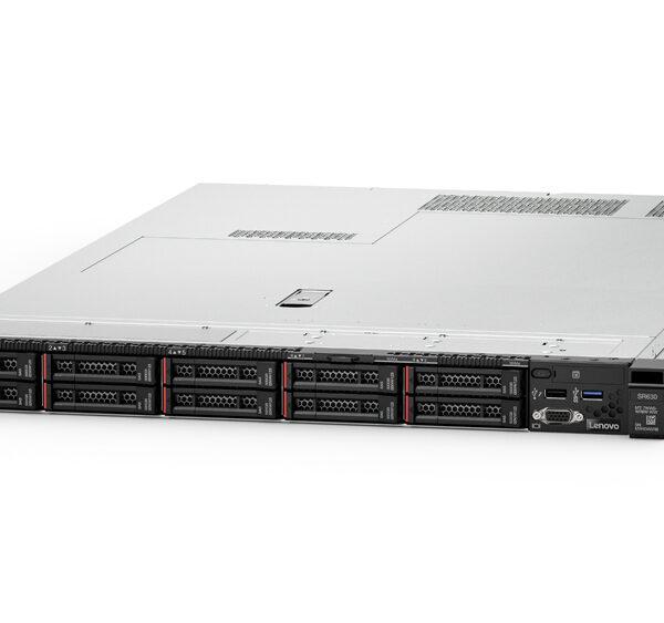 Lenovo ThinkSystem SR630 server 2,1 GHz 16 GB Rack (1U) Intel® Xeon® Silver 750 W DDR4-SDRAM