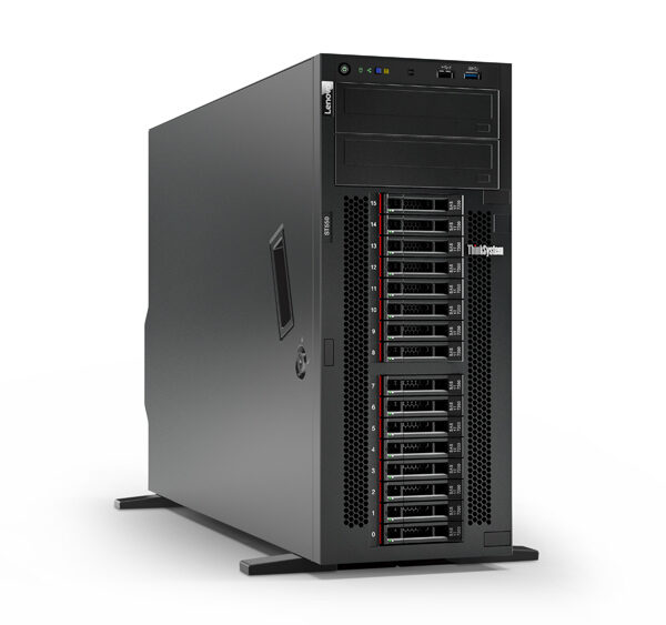 Lenovo ThinkSystem ST550 server 2,1 GHz 16 GB Rack (4U) Intel® Xeon® Silver 550 W DDR4-SDRAM