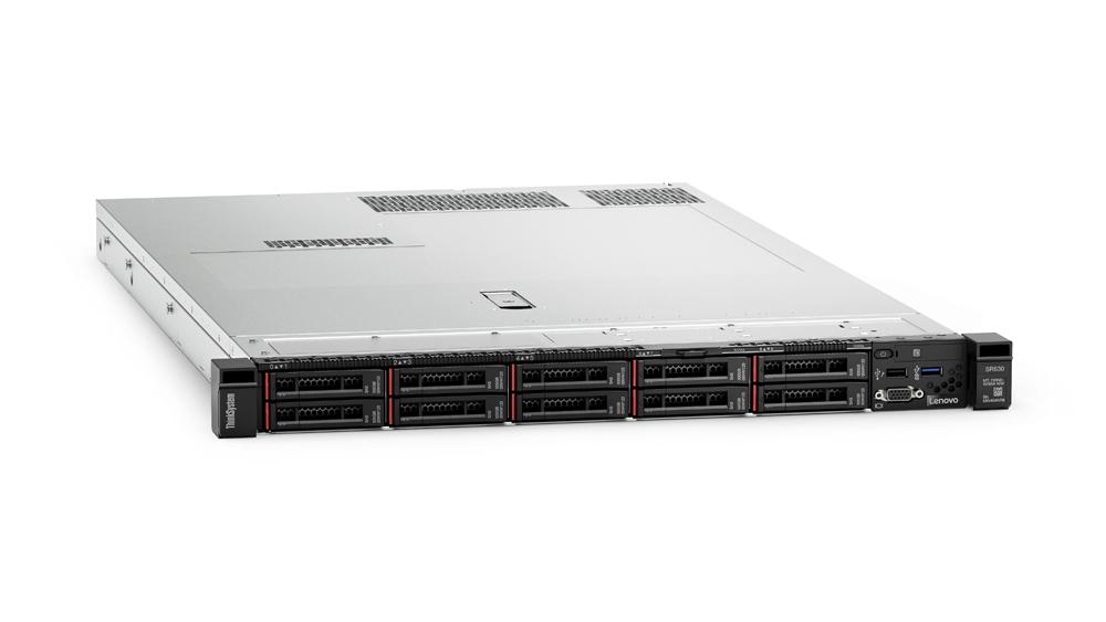 Lenovo ThinkSystem SR630 server 2,2 GHz 32 GB Rack (1U) Intel® Xeon® Silver 750 W DDR4-SDRAM
