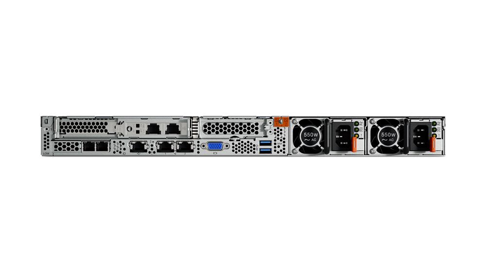 Lenovo ThinkSystem SR530 server 2,1 GHz 16 GB Rack (1U) Intel® Xeon® Silver 750 W DDR4-SDRAM