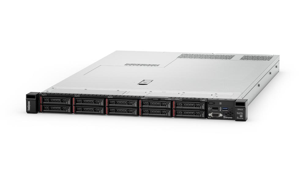 Lenovo ThinkSystem SR630 server 2,2 GHz 16 GB Rack (1U) Intel® Xeon® Silver 750 W DDR4-SDRAM