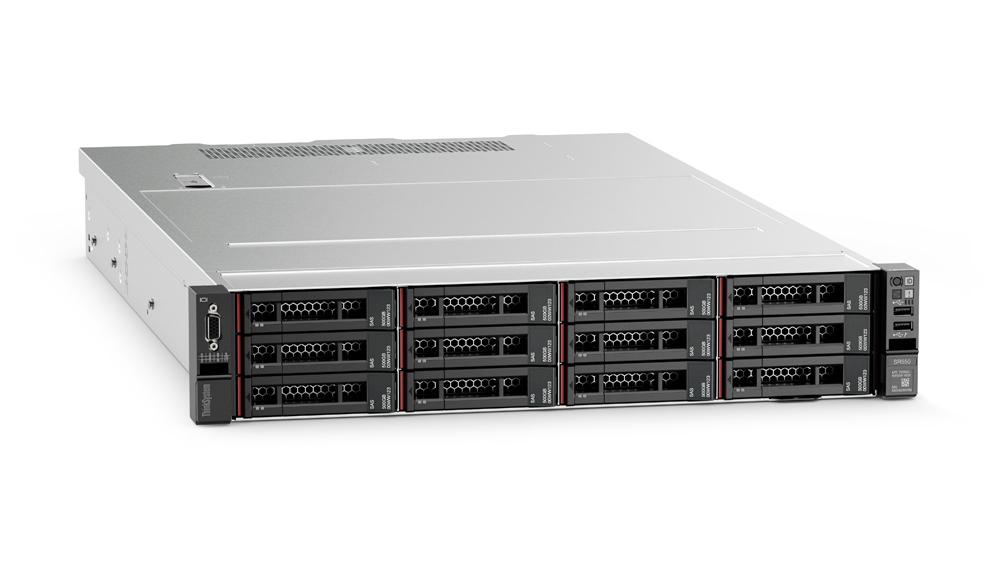 Lenovo ThinkSystem SR550 server 2,1 GHz 16 GB Rack (2U) Intel® Xeon® Silver 750 W DDR4-SDRAM