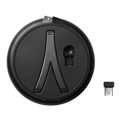Jabra Speak 750 MS Teams høyttalertelefon Universell USB/Bluetooth Svart, Sølv