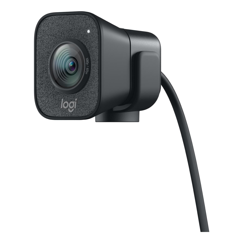 Logitech StreamCam webkamera 1920 x 1080 piksler USB 3.2 Gen 1 (3.1 Gen 1) Svart