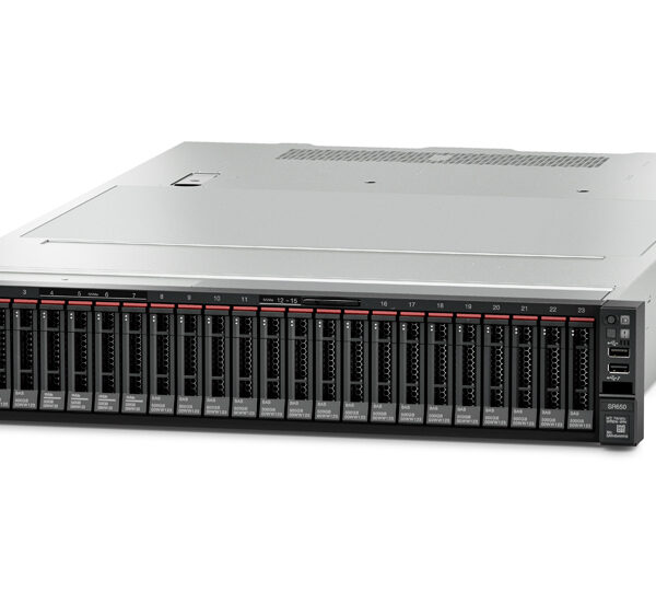 Lenovo ThinkSystem SR650 server 2,4 GHz 32 GB Rack (2U) Intel® Xeon® Silver 750 W DDR4-SDRAM