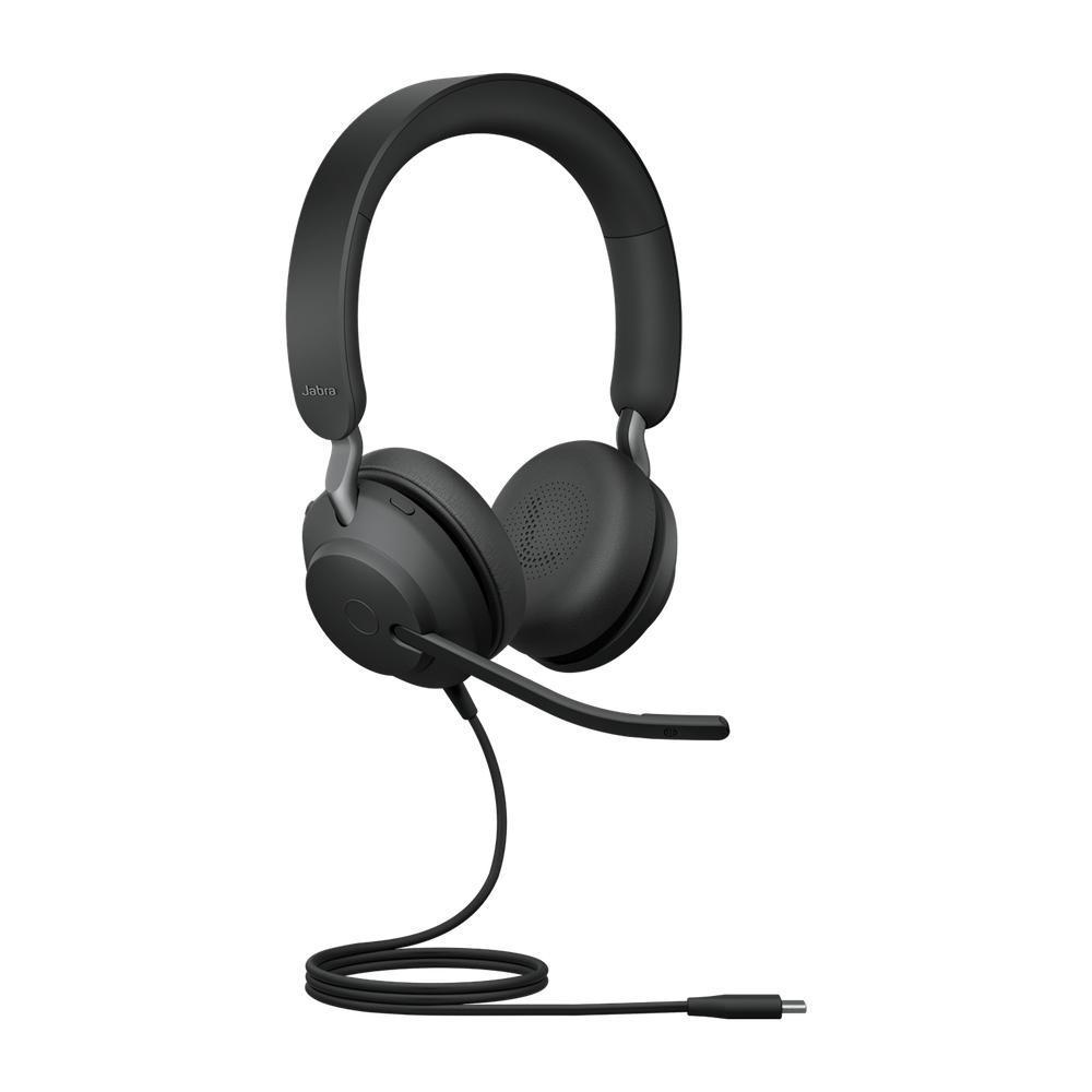 Jabra Evolve2 40, UC Stereo