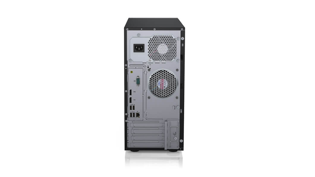 Lenovo ThinkSystem ST50 server 3,5 GHz 8 GB Tårn (4U) Intel Xeon E 250 W DDR4-SDRAM