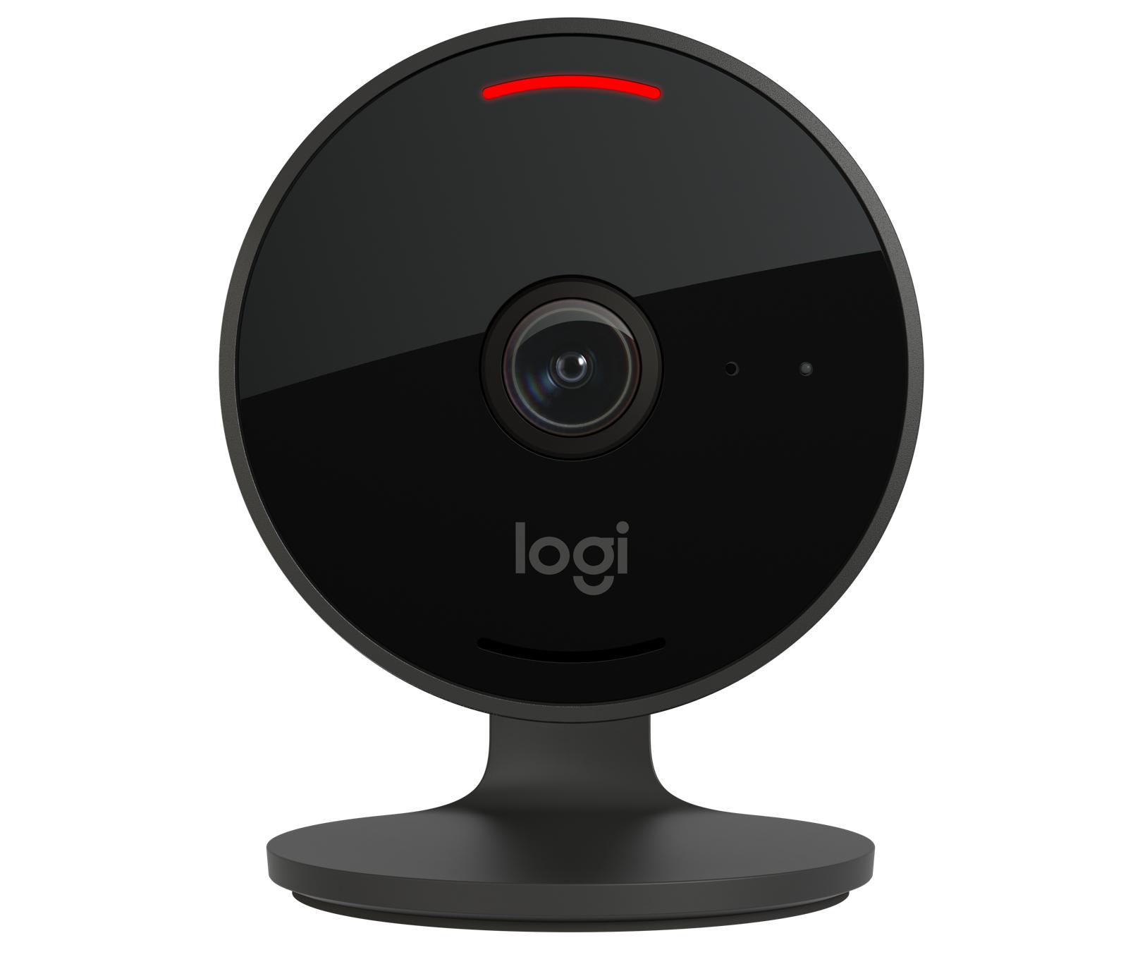 Logitech Circle View IP-sikkerhetskamera Inne & Ute Kule 1920 x 1080 piksler Bord/Vegg