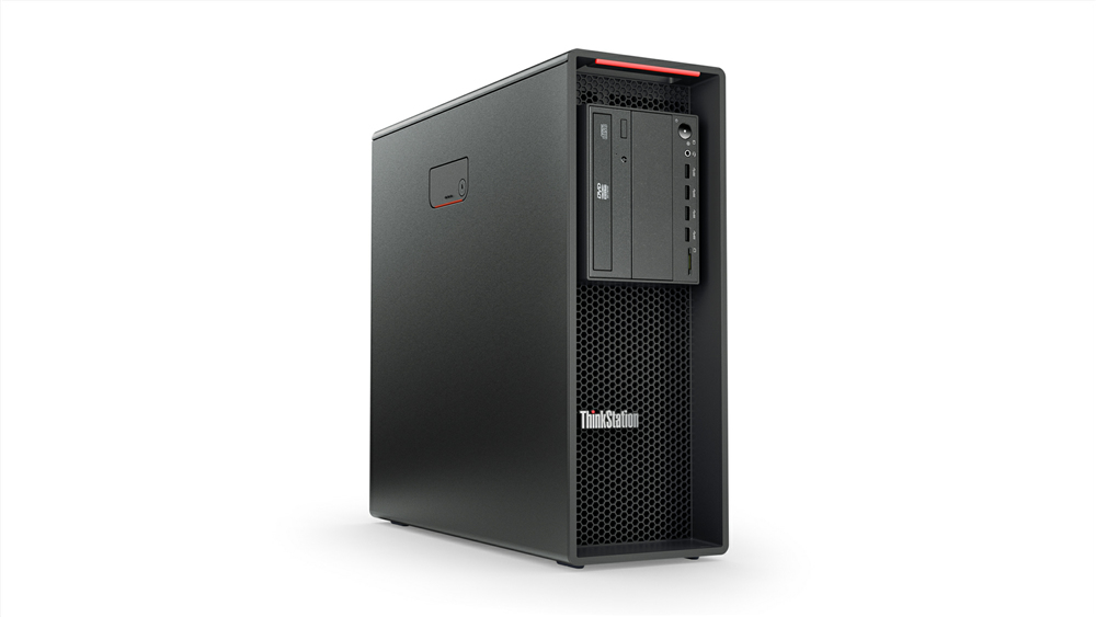 Lenovo ThinkStation P520 DDR4-SDRAM W-2245 Tower Intel® Xeon® W 32 GB 512 GB SSD Windows 10 Pro for Workstations Arbeidsstasjon Svart
