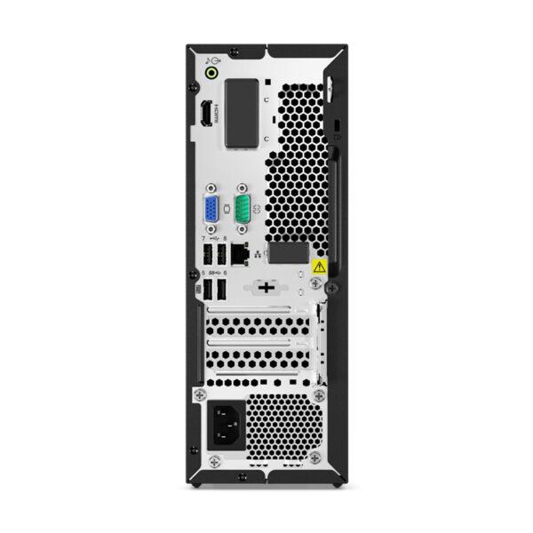 Lenovo V50s DDR4-SDRAM i5-10400 SFF 10th gen Intel® Core™ i5 8 GB 256 GB SSD Windows 10 Pro PC Svart