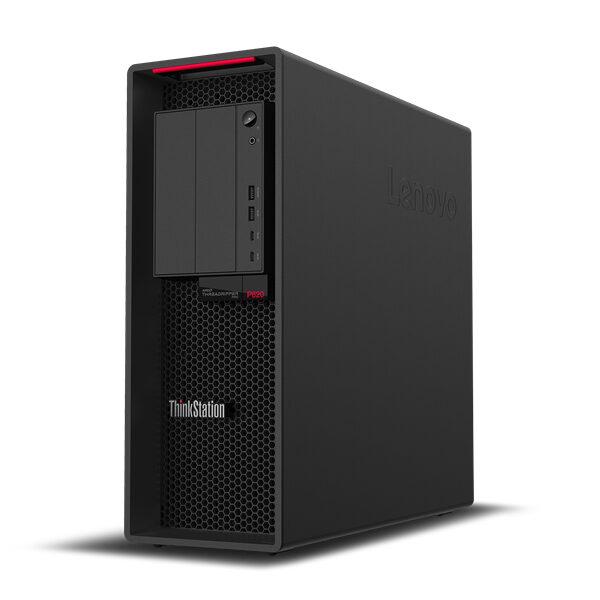 Lenovo ThinkStation P620 DDR4-SDRAM 3945WX Tower AMD Ryzen Threadripper PRO 32 GB 512 GB SSD Windows 10 Pro Arbeidsstasjon Svart