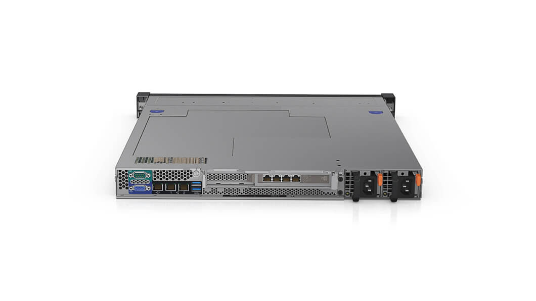 Lenovo ThinkSystem SR250 server 3,4 GHz 8 GB Rack (1U) Intel Xeon E 300 W DDR4-SDRAM