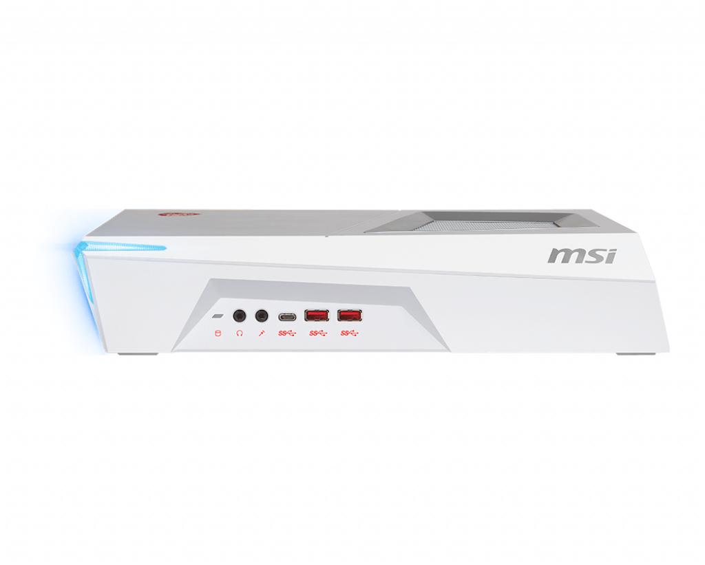 MSI MPG Trident 3 Arctic 10SC-217EU DDR4-SDRAM i7-10700 Desktop 10th gen Intel® Core™ i7 16 GB 2000 GB Harddisk Windows 10 Home PC Hvit