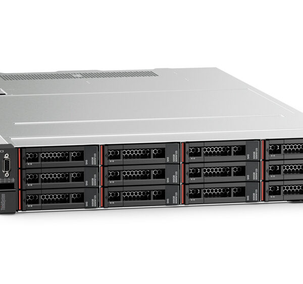 Lenovo ThinkSystem SR590 server 2,1 GHz 32 GB Rack (2U) Intel® Xeon® Silver 750 W DDR4-SDRAM
