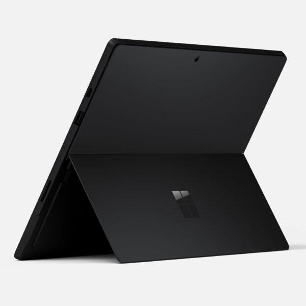 """Microsoft Surface Pro 7+ 256 GB 31,2 cm (12.3"""") 11th gen Intel® Core™ i7 16 GB Wi-Fi 6 (802.11ax) Windows 10 Pro Svart"""