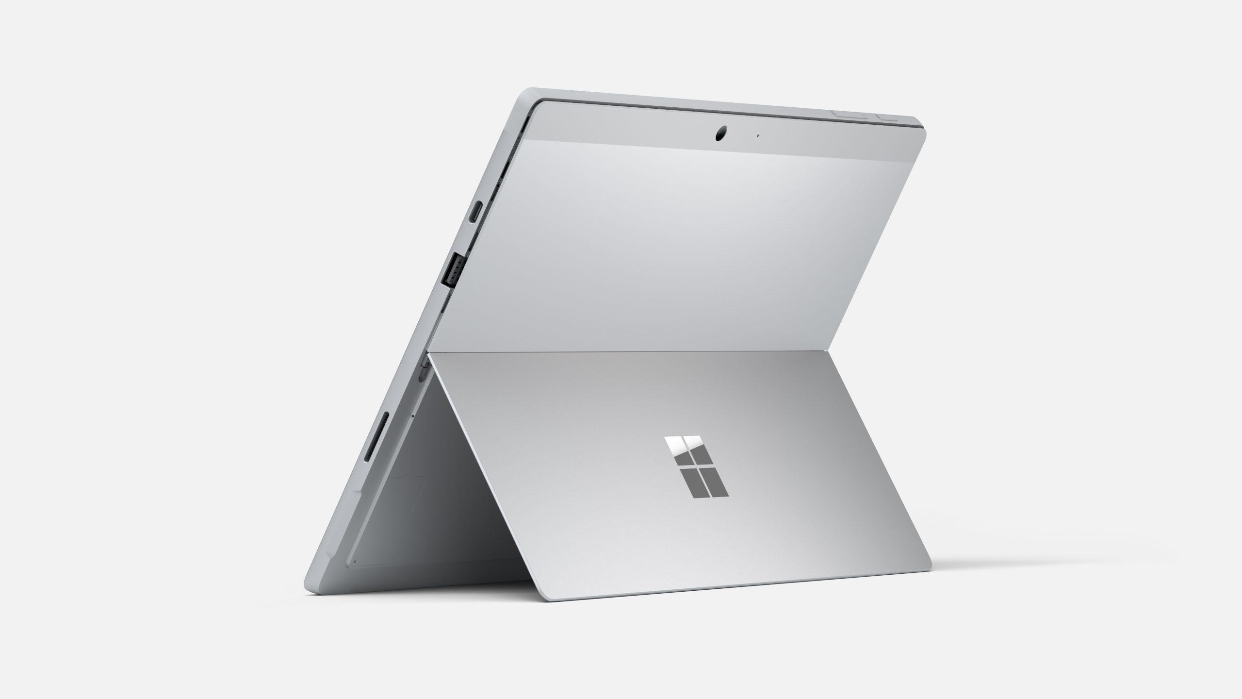 "Microsoft Surface Pro 7+ 256 GB 31,2 cm (12.3"") 11th gen Intel® Core™ i7 16 GB Wi-Fi 6 (802.11ax) Windows 10 Pro Platina"