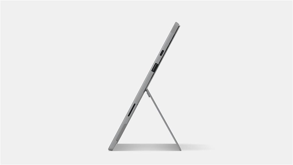 "Microsoft Surface Pro 7+ 4G LTE-A 256 GB 31,2 cm (12.3"") 11th gen Intel® Core™ i5 16 GB Wi-Fi 6 (802.11ax) Windows 10 Pro Platina"
