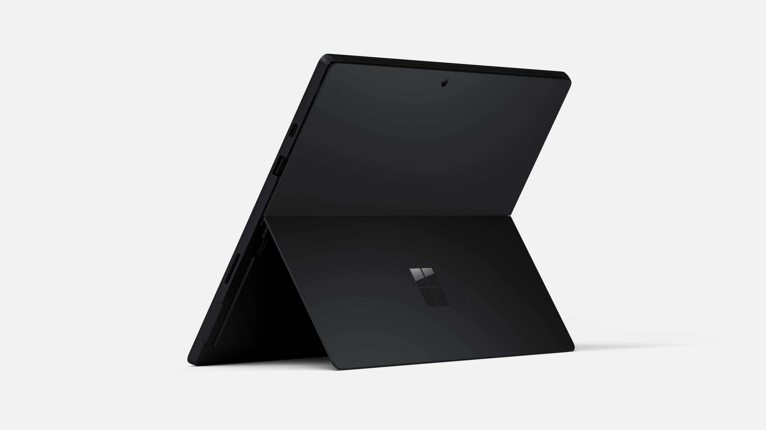 """Microsoft Surface Pro 7+ 256 GB 31,2 cm (12.3"""") 11th gen Intel® Core™ i5 8 GB Wi-Fi 6 (802.11ax) Windows 10 Pro Svart"""