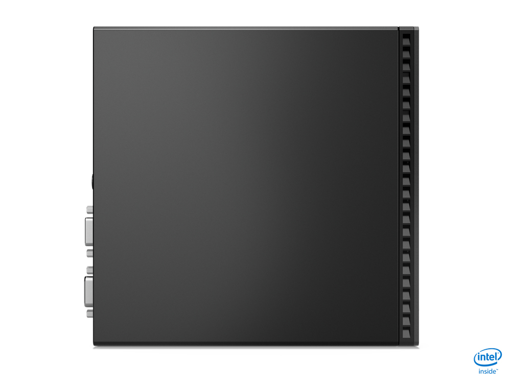 Lenovo ThinkCentre M70q DDR4-SDRAM i5-10400T mini PC 10th gen Intel® Core™ i5 16 GB 256 GB SSD Windows 10 Pro Svart