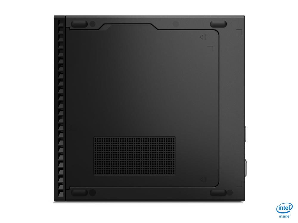 Lenovo ThinkCentre M90q DDR4-SDRAM i7-10700 mini PC 10th gen Intel® Core™ i7 16 GB 512 GB SSD Windows 10 Pro Svart