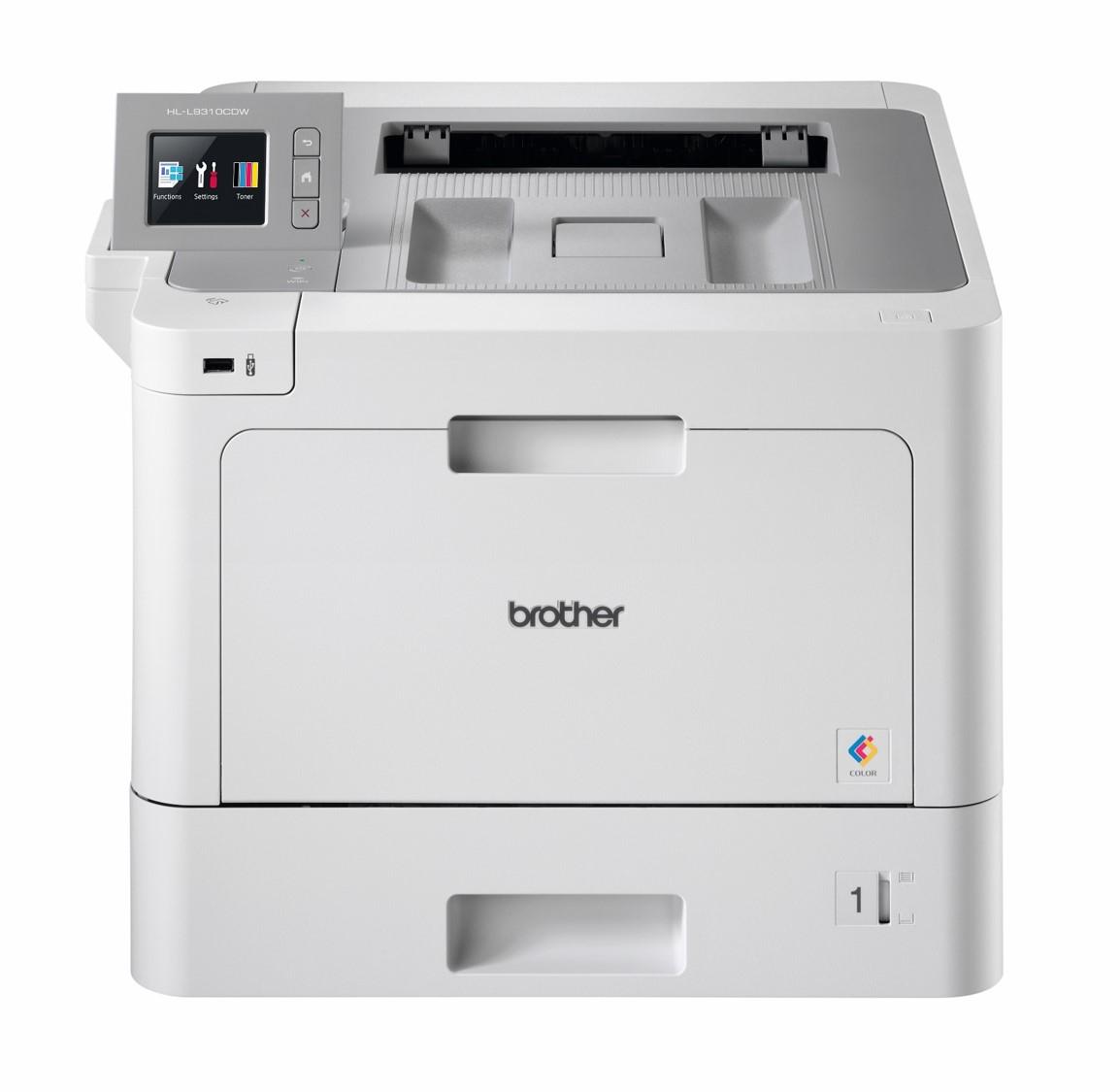 Brother HL-L9310CDW laserskriver Farge 2400 x 600 DPI A4 Wi-Fi