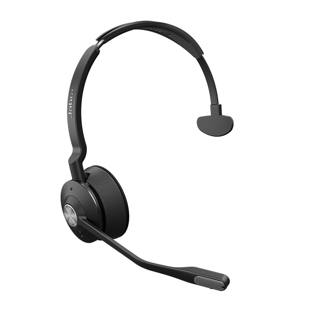 Jabra 14401-14 hodetelefon og headsett Hodesett Hodebånd Bluetooth Svart