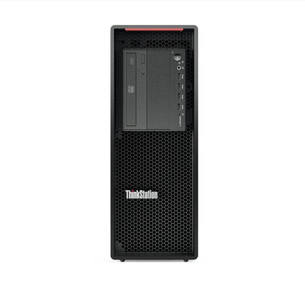 Lenovo ThinkStation P520 DDR4-SDRAM W-2225 Tower Intel® Xeon® W 16 GB 512 GB SSD Windows 10 Pro for Workstations Arbeidsstasjon Svart