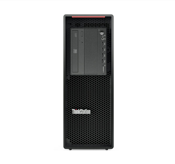 Lenovo ThinkStation P520 DDR4-SDRAM W-2235 Tower Intel® Xeon® W 32 GB 512 GB SSD Windows 10 Pro for Workstations Arbeidsstasjon Svart
