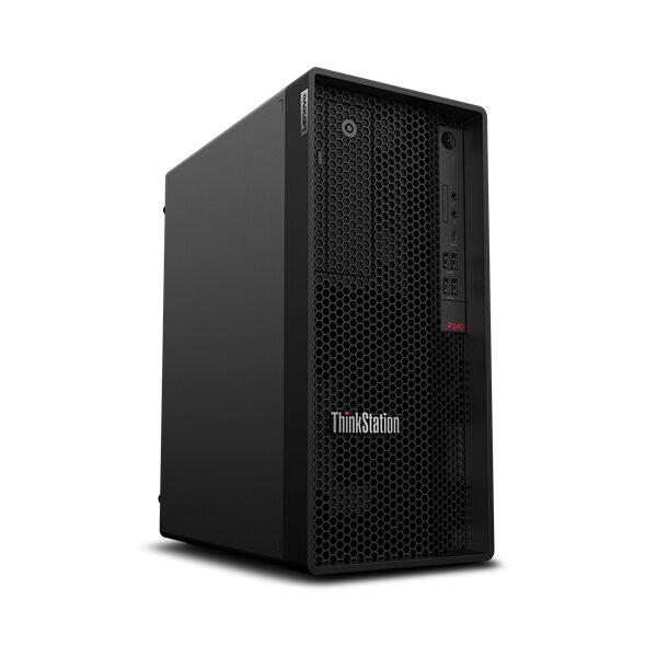 Lenovo ThinkStation P340 DDR4-SDRAM i7-10700 Tower 10th gen Intel® Core™ i7 16 GB 1000 GB SSD Windows 10 Pro Arbeidsstasjon Svart