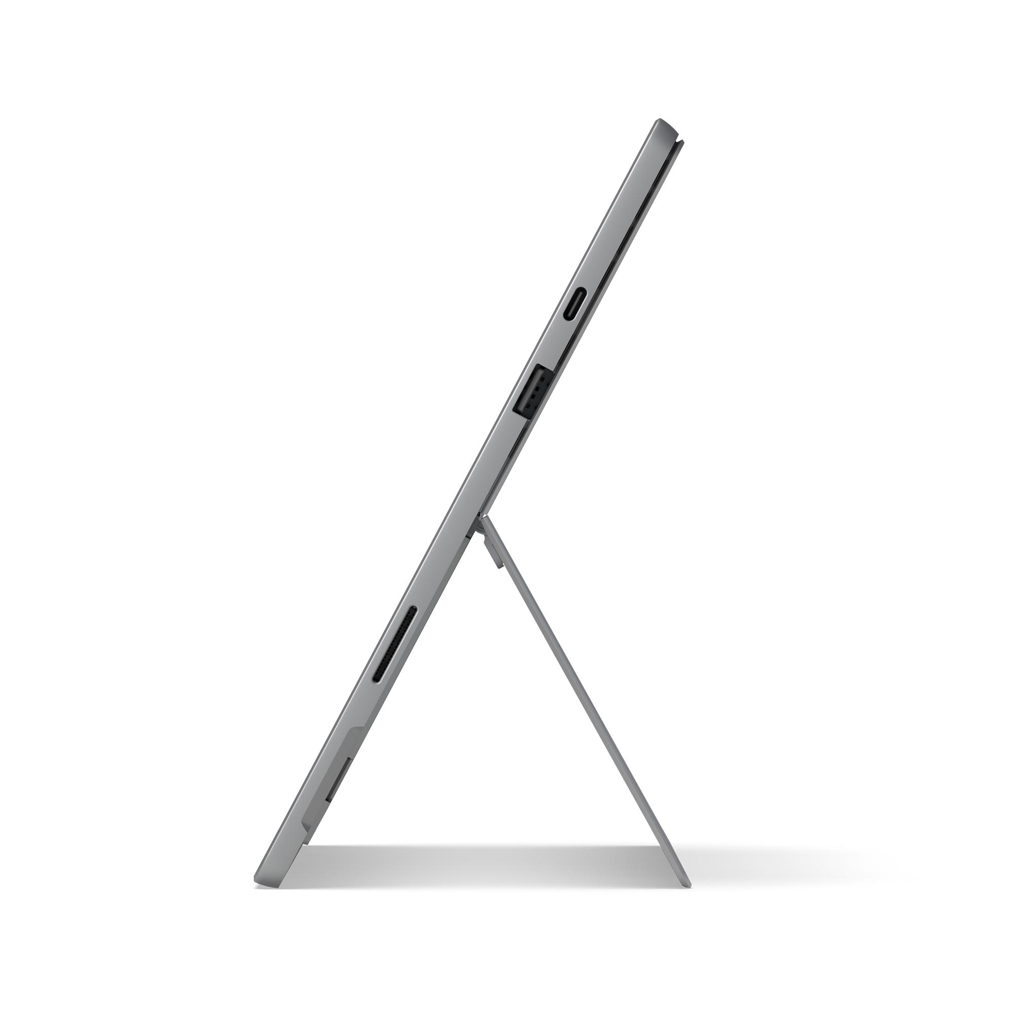 "Microsoft Surface Pro 7 256 GB 31,2 cm (12.3"") 10th gen Intel® Core™ i7 16 GB Wi-Fi 6 (802.11ax) Windows 10 Pro Platina"