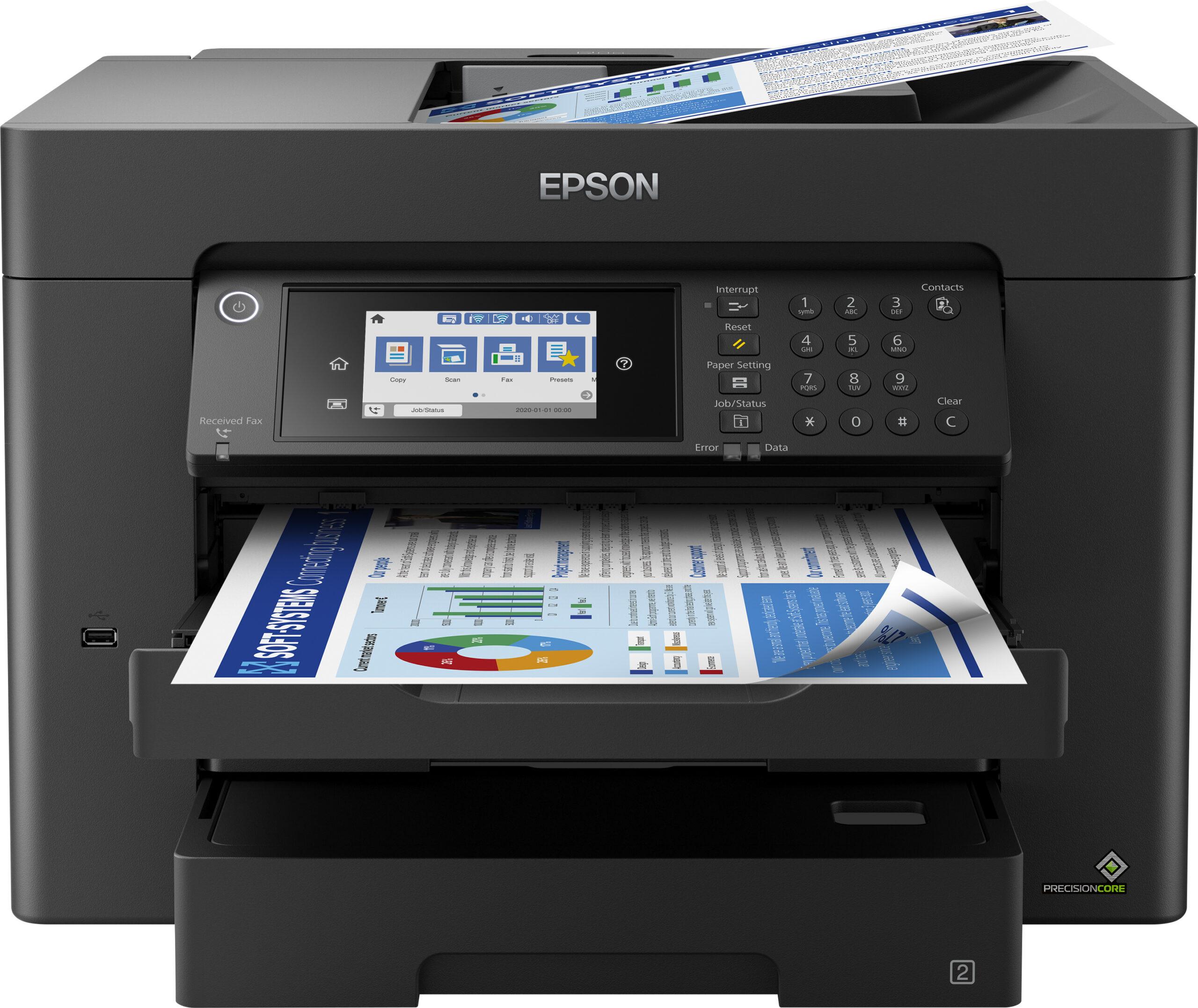 Epson WorkForce Pro WorkForce WF-7840DTWF