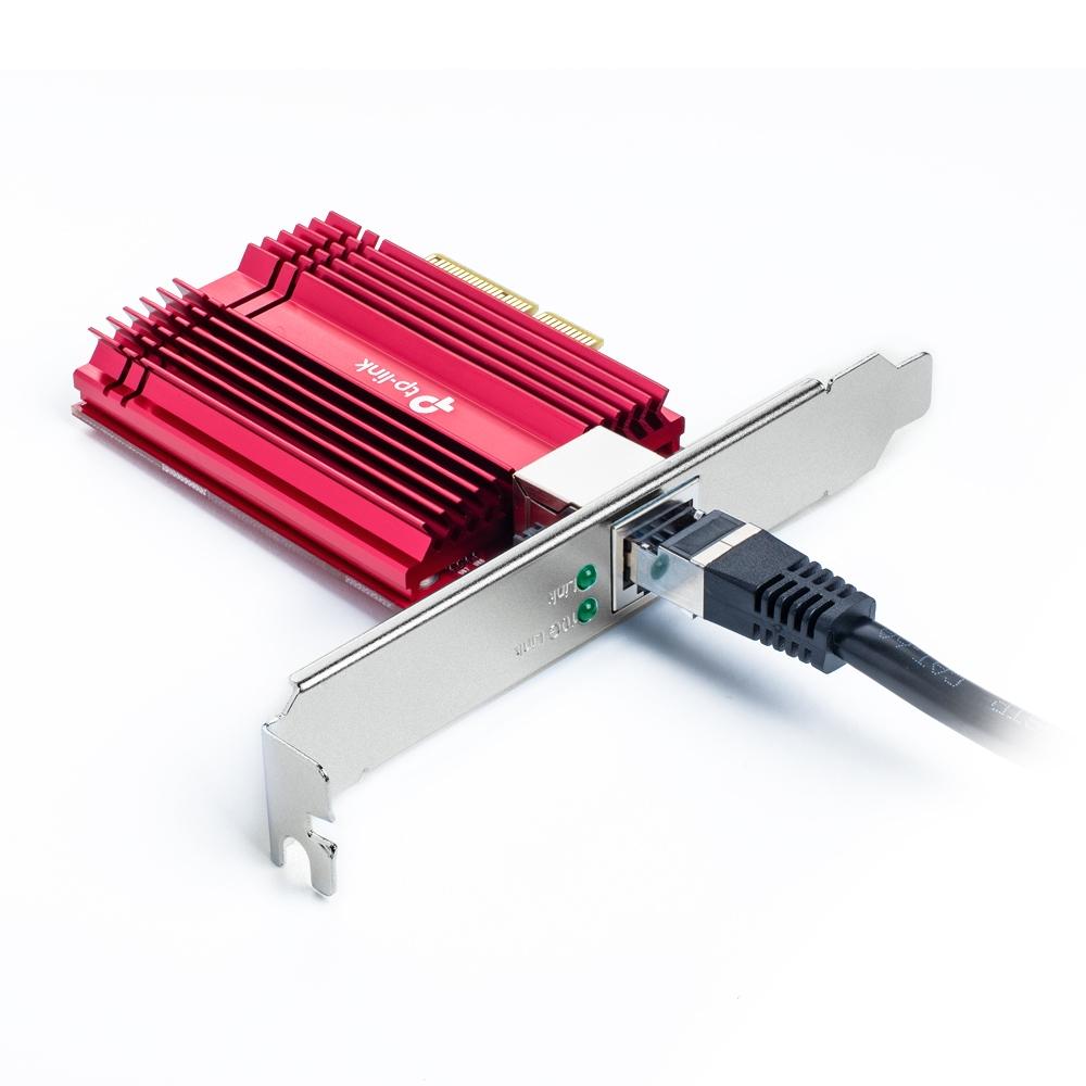 TP-LINK TX401 nettverkskort Intern Ethernet 10000 Mbit/s