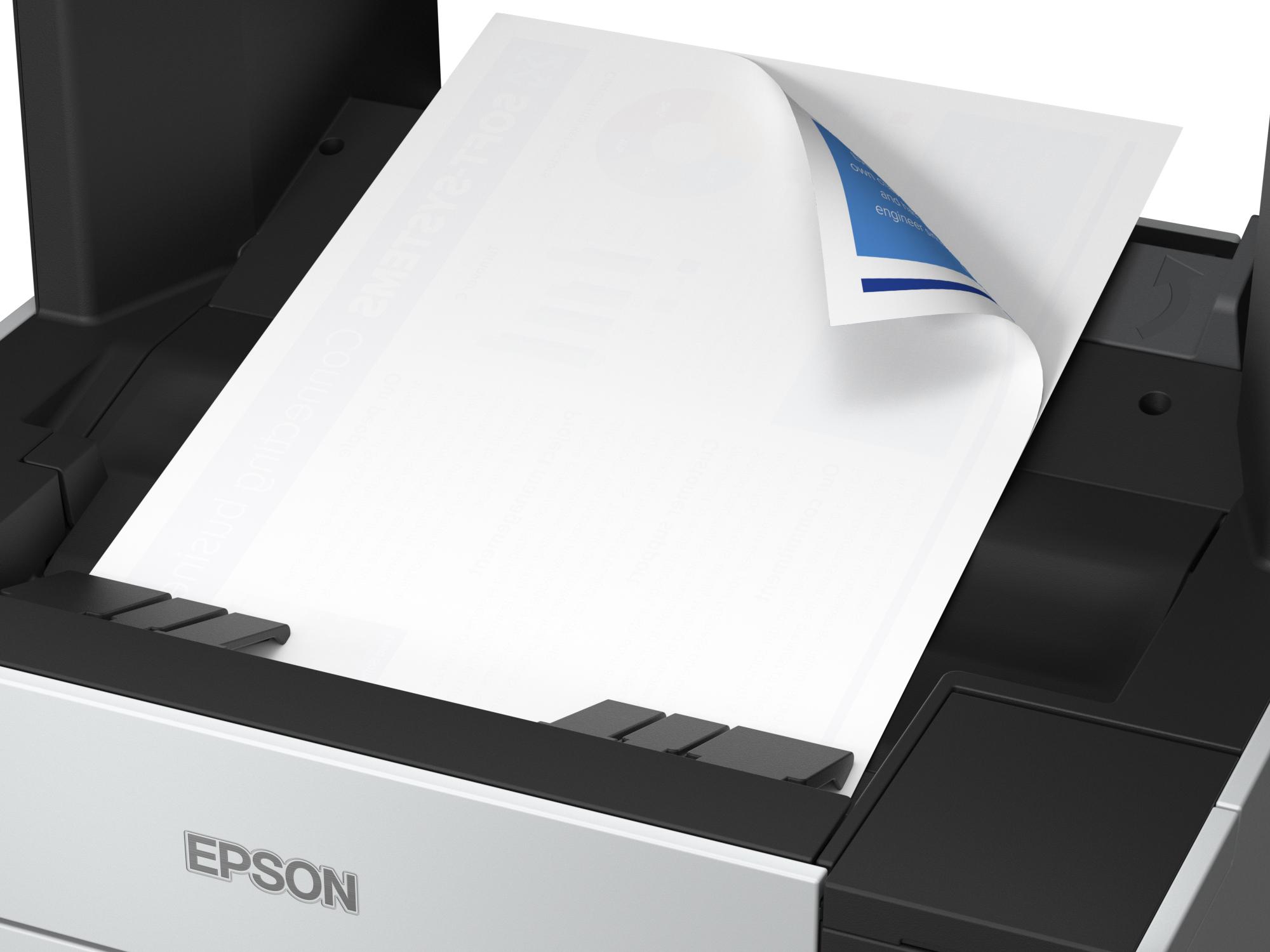 Epson EcoTank ET-5170 Blekkdyse A4 4800 x 1200 DPI 37 ppm Wi-Fi