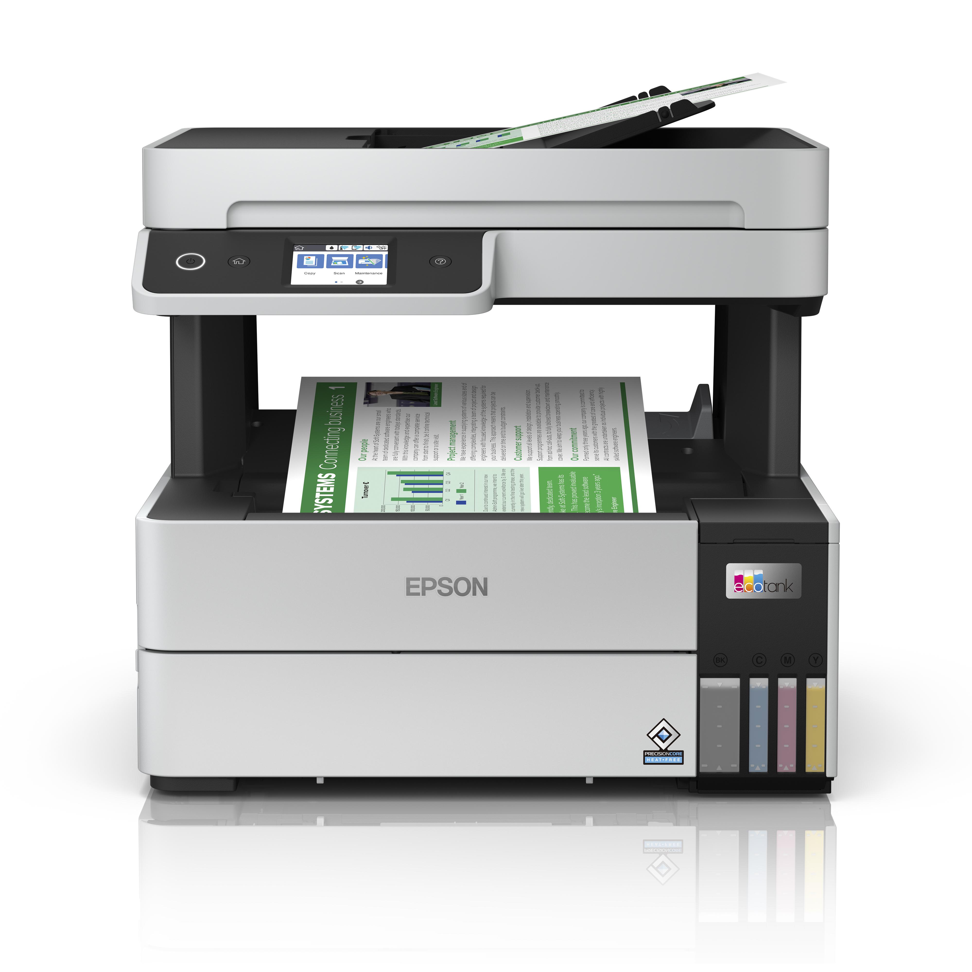 Epson EcoTank ET-5150 Blekkdyse A4 4800 x 1200 DPI 37 ppm Wi-Fi